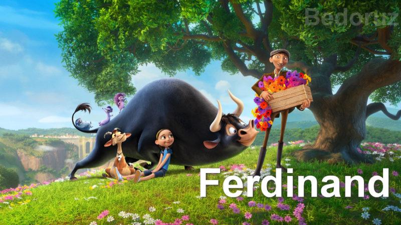 Ferdinand O`zbek Tilida Multfilm
