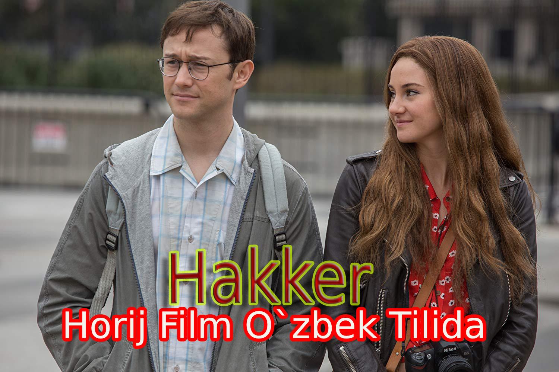 Hakker — Horij Film O`zbek Tilida