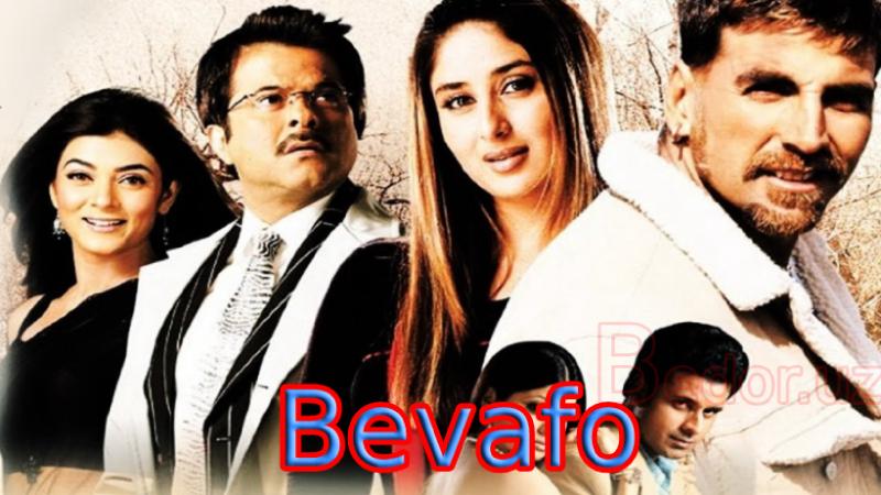 Bevafo Hind Film O`zbek Tilida