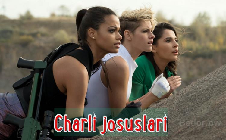 Charli josuslari — Horij Film O`zbek Tilida