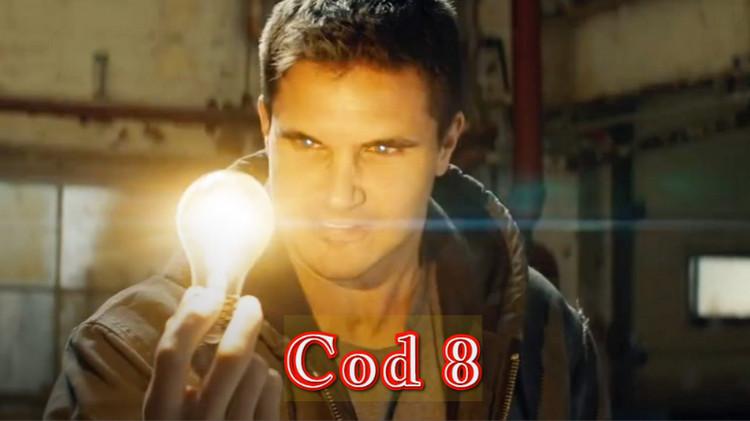 Cod 8 — Horij Film O`zbek Tilida