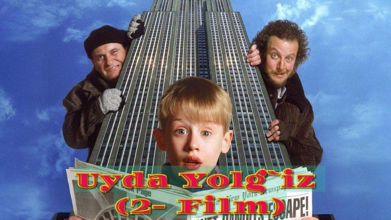 Uyda Yolg`iz (2- Film)
