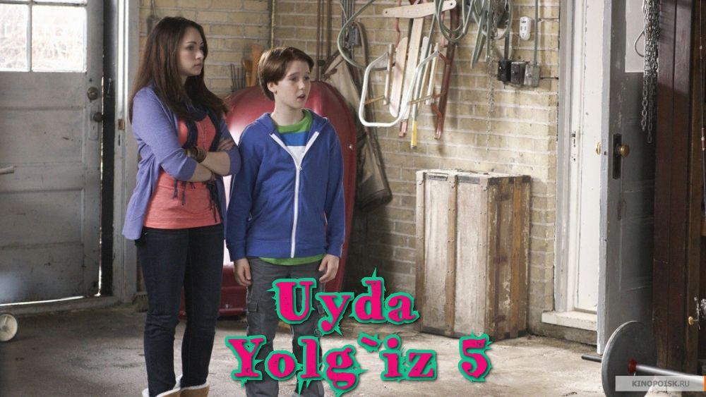 Uyda Yolg`iz (5- Film)