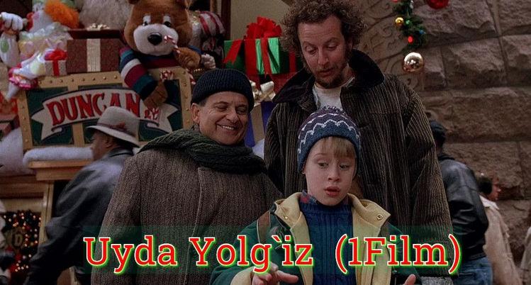 Uyda Yolg`iz Horij Film OZ`bek Tilida (1-Film)