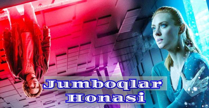 Jumboqlar Honasi- Horij Film O`zbek Tilida
