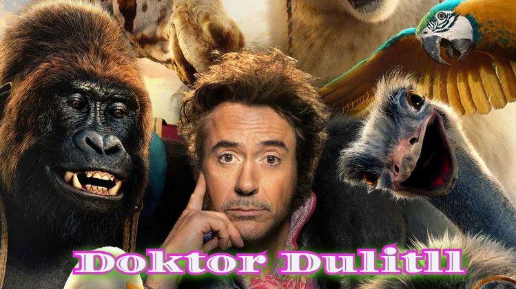 Doktor Dulitll — O`zbek Tilida