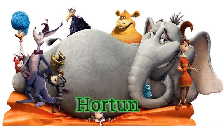 Hortun — Multfilm O`zbek Tilida