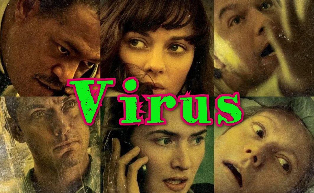 Virus  Horij Film O`zbek Tilida