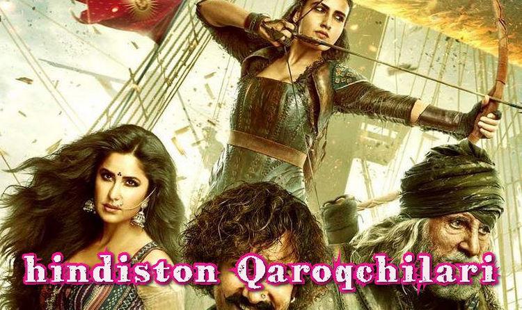 Hindiston Qaroqchilari — Hind Film O`zbek Tilida