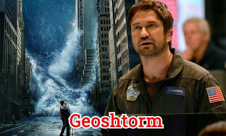 Geoshtorm — (2017) Horij film O`zbek tilida