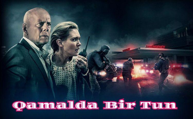 Qamalda Bir Tun — Horij Film O`zbek Tilida
