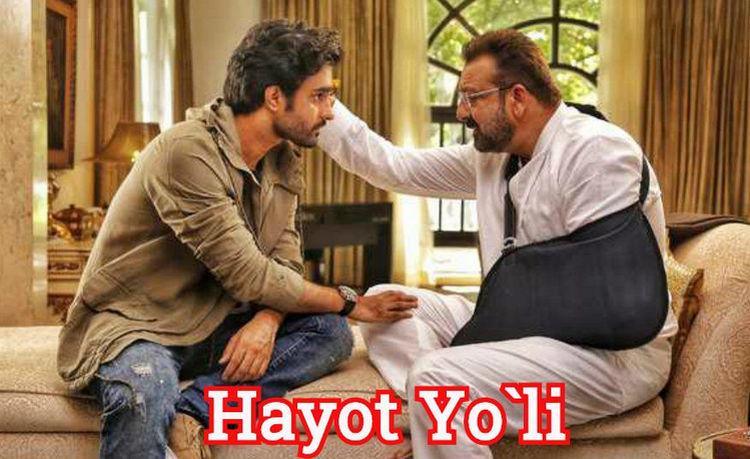 Hayot Yo`li — Hind Film O`zbek Tilida