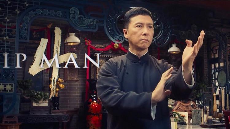 Ip Man 4 — O`zbek Tilida