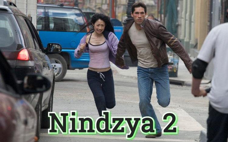 Nindzya 2 — Horij Film O`zbek Tilida