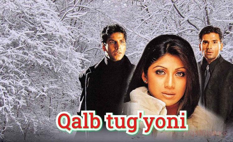 Qalb Tug'yoni — Hind Film O`zbek Tilida