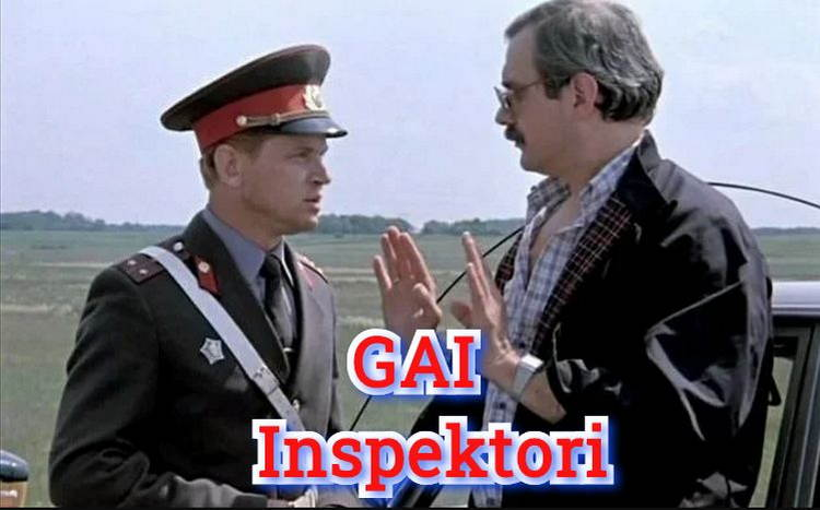 GAI  Inspektori — Tarjima Film O`zbek Tilida