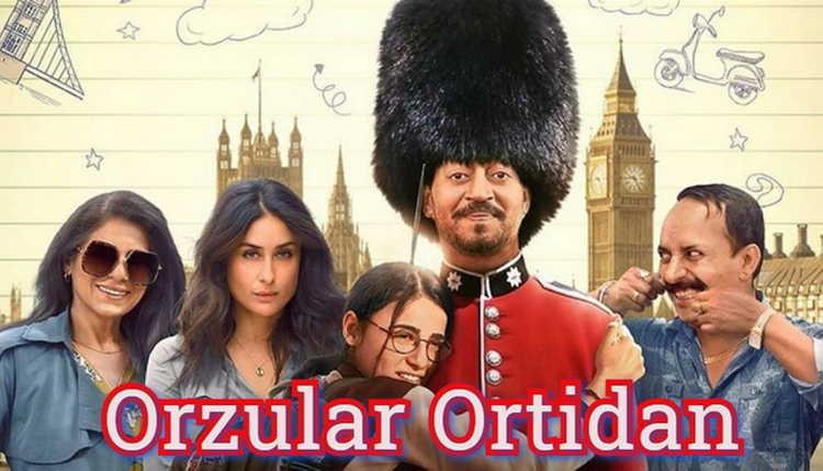 Orzular Ortidan — Hind Film O`zbek Tilida