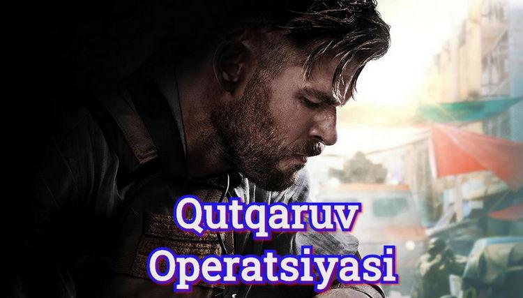 Qutqaruv Operatsiyasi — Horij Film O`zbek Tilida