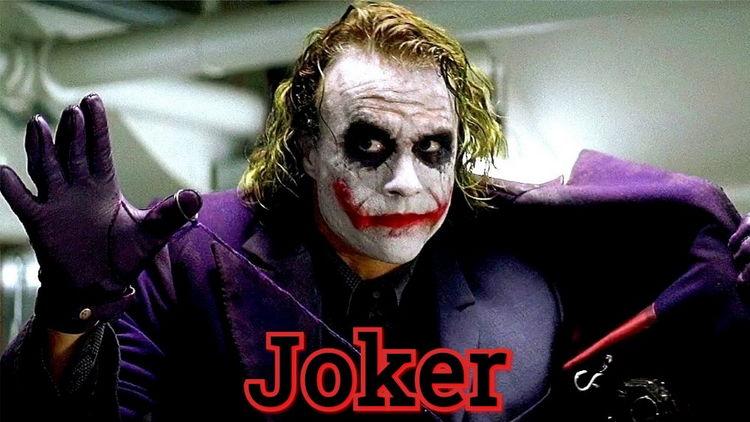 Joker — Horij Film O`zbek Tilida