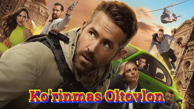 Ko'rinmas Oltovlon — Tarjima film O`zbek Tilida