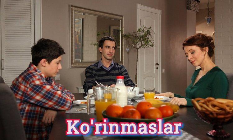 Ko'rinmaslar — Tarjima kino O`zbek Tilida