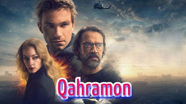 Qahramon — Horij Film O`zbek Tilida