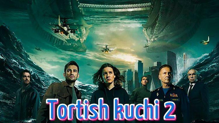 Tortish kuchi 2 — Tarjima Kino O`zbek Tilida