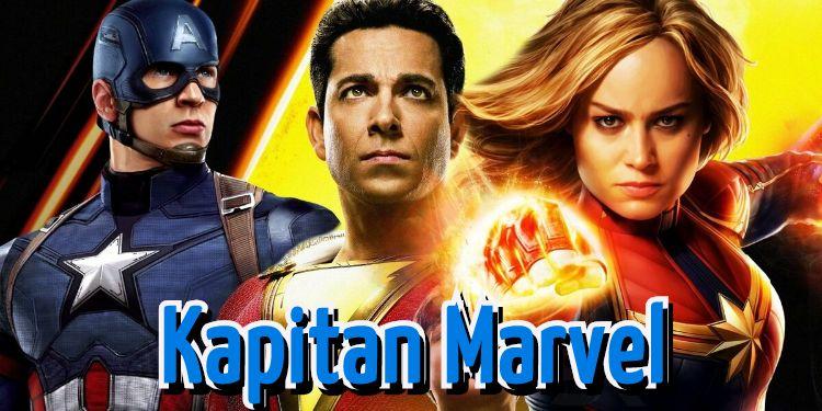 Kapitan Marvel — Horij film O`zbek Tilida