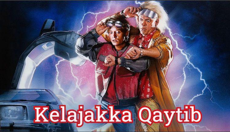 Kelajakka Qaytib — Tarjima Film Uzbek Tilida (1985)