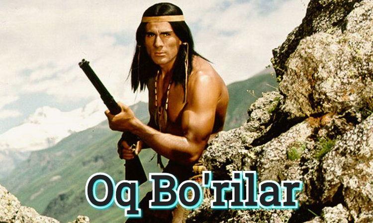Oq Bo'rilar — Retro Film O`zbek Tilida