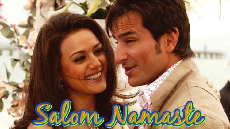 Salom Namaste — Hind Film O`zbek Tilida