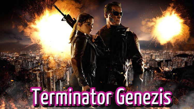 Terminator Genezis — Tarjima Kino Uzbek Tilida