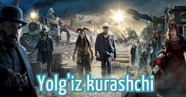 Yolg'iz kurashchi — Horij Film O`zbek Tilida
