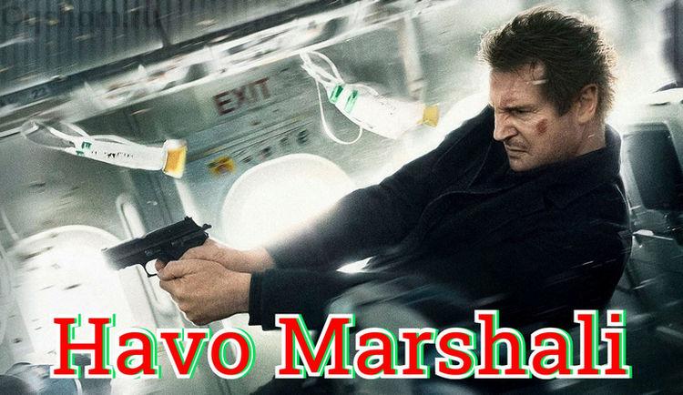 Havo Marshali — Tarjima kino Uzbek tilida HD
