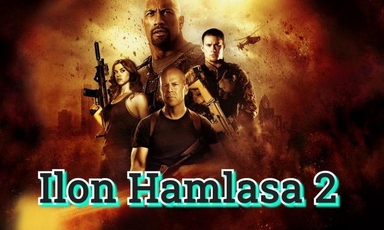 Ilon Hamlasa 2 — Horij Film O`zbek Tilida