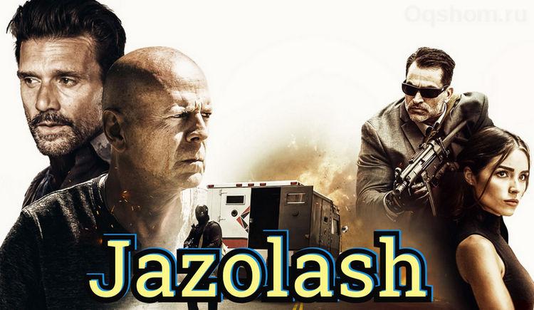 Jazolash —  horij film uzbek tilida