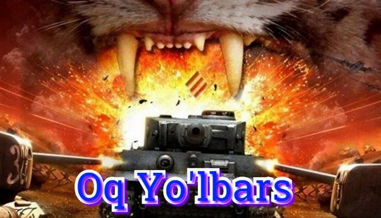 Oq Yo'lbars — Uzbek Tilida