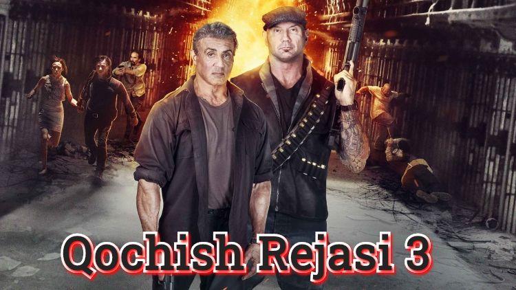 Qochish Rejasi 3 — Horij Film O`zbek Tilida