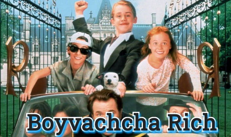 Boyvachcha Rich — tarjima film