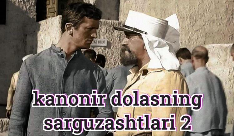 kanonir dolasning sarguzashtlari 2 — O`zbek Tilida