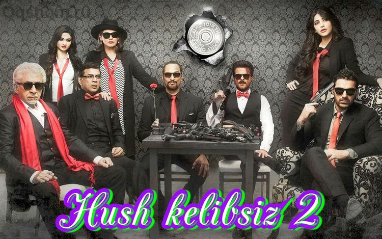 Hush kelibsiz 2 — Hind Film O`zbek Tilida