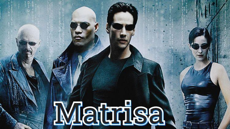 Matrisa — horij film o`zbek tilida