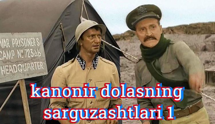 kanonir dolasning sarguzashtlari 1 — Uzbek Tilida