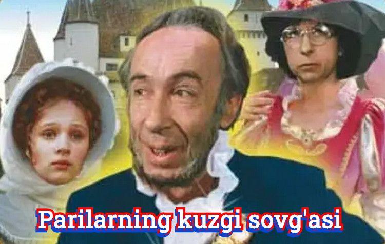 Parilarning kuzgi sovg'asi — Retro Film O`zbek Tilida