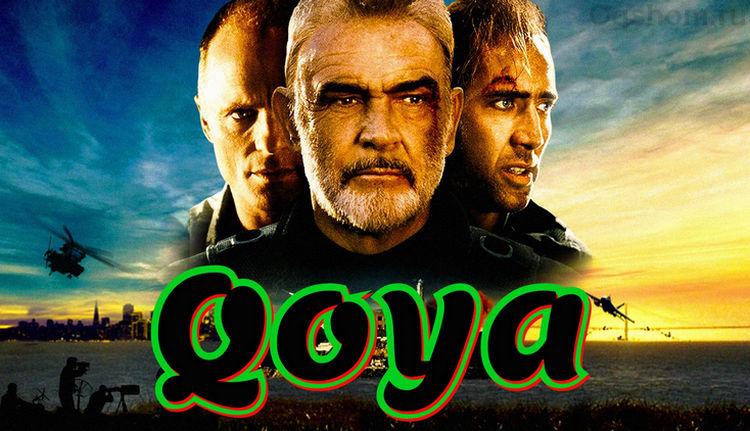 Qoya — horij film o`zbek tilida