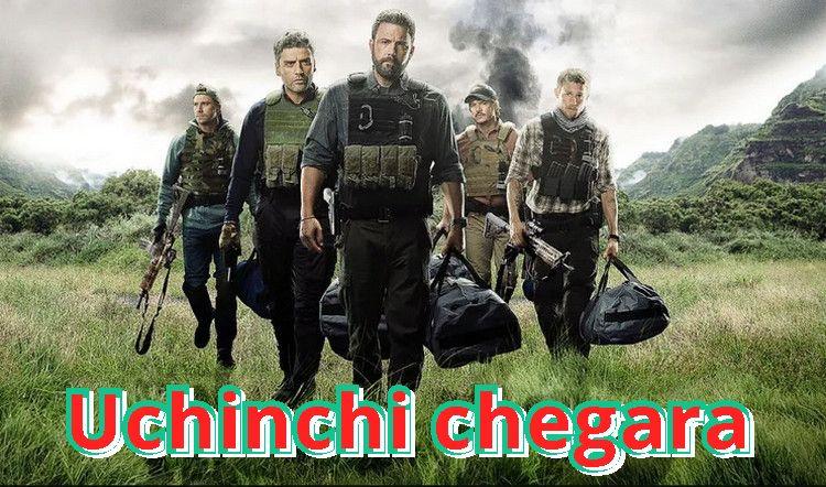Uchinchi chegara — tarjima film uzbek tilida