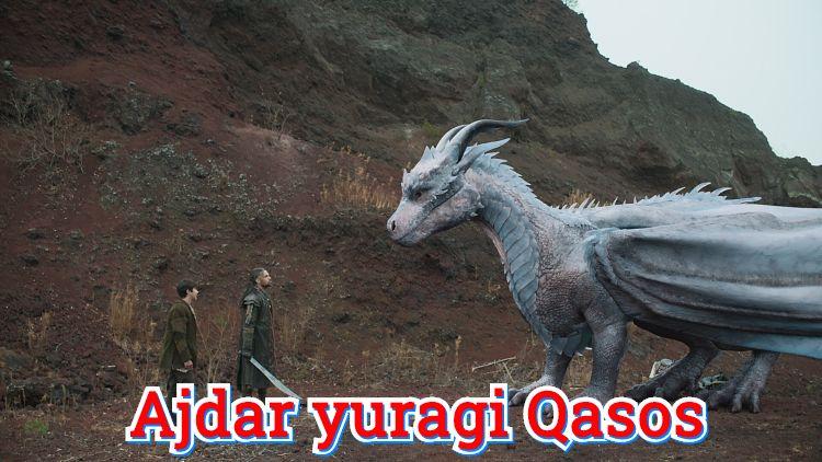 Ajdar yuragi Qasos — Horij Film O`zbek Tilida