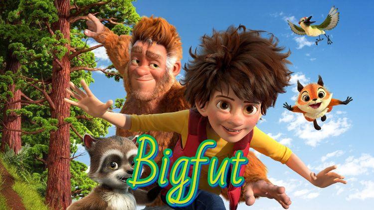 Bigfut — Multfilm O`zbek Tilida