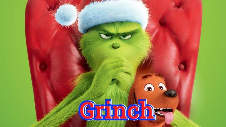 Grinch — multfilm o`zbek tilida