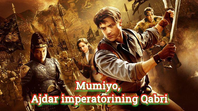 Mumiyo, Ajdar imperatorining Qabri — O`zbek tilida